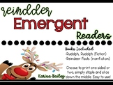 Reindeer Emergent Readers (fiction and non-fiction)