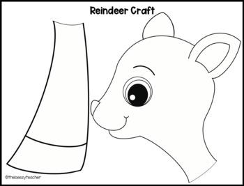 Reindeer Fact Booklet