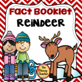 Reindeer Fact Booklet with Digital Activities
