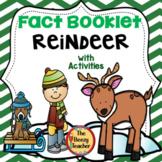 Reindeer Fact Booklet with Activities