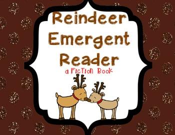 Reindeer Fiction Book