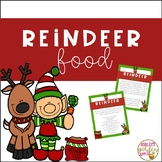 Reindeer Food Freebie
