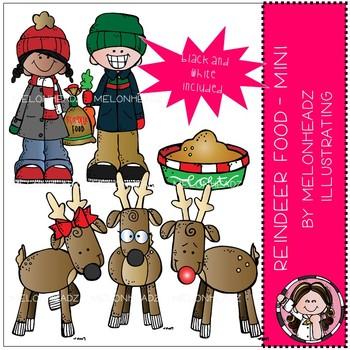 Reindeer Food clip art - Mini - by Melonheadz