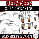 Reindeer Size Ordering (From Smallest to Largest)