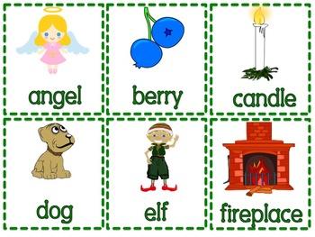 Reindeer Games ABC Order