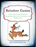 Reindeer Games Active Learning Stations