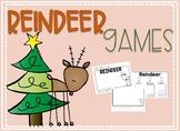 Reindeer Games- All About Reindeer book