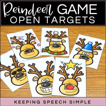 Reindeer Games - An Open Target Activity for Christmas