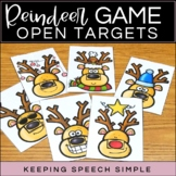 Reindeer Games - An Open Target Activity for Christmas