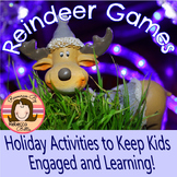 Christmas Activities to Keep Kids Learning!