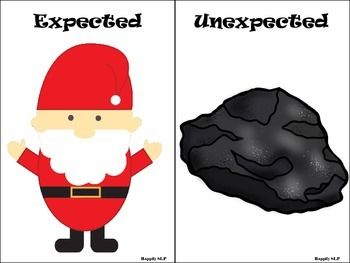 Reindeer Games: Expected and Unexpected Sort Activity