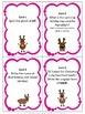 Reindeer Games Holiday Spelling Challenge Scavenger Hunt