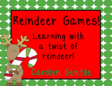 Reindeer Games! Learning with a twist of reindeer!