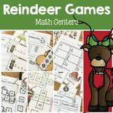 Reindeer Games Math Centers