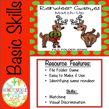 Reindeer Games Match-Up