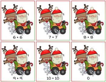 Reindeer Games--Math Activities for First Grade