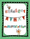 Reindeer Games Multiplication