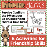 Friendship Skills and Conflict Resolution Activities for C