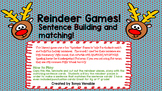 Reindeer Games- Sentence building