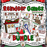 Reindeer Games for Music (BUNDLE)