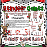 Reindeer Games for Music (Candy Cane Lane)