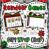 Reindeer Games for Music  - Gift Wrap (Rap)