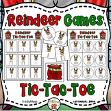 Reindeer Games for Music (Reindeer Tic-Tac-Toe)