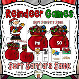 Reindeer Games for Music (Sort the Sack)