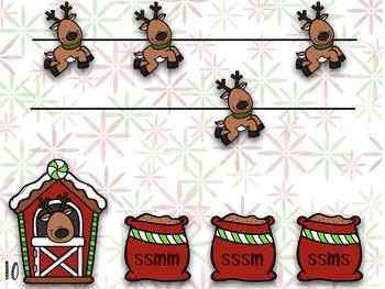 Reindeer Games - so-mi interactive melody practice