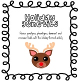 Reindeer Genetics Practice