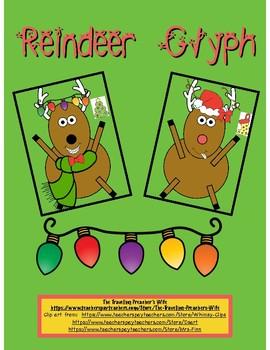 Reindeer Glyph