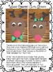 Reindeer Glyph & Craftivity