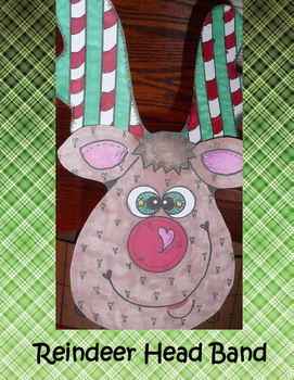 Reindeer Hat Craft