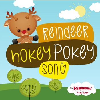 Reindeer Hokey Pokey Song
