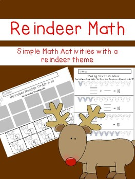 Reindeer Math