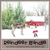 Reindeer Non-Fiction and Book Companion Bundle