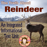 Reindeer Nonfiction Informational Reading