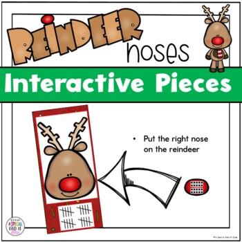 Reindeer Nose Matching Bundle