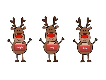 Reindeer Nouns and Verbs