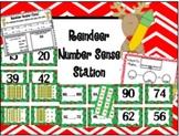 Christmas Number Sense Station