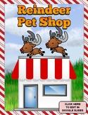 Reindeer Pet Shop: Writing Activities (Edit in Google Slides)