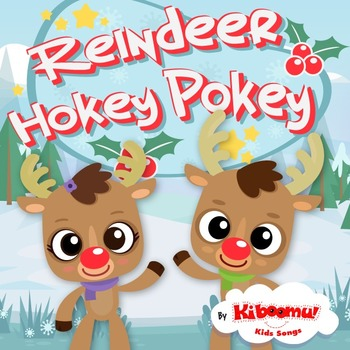 Reindeer Pokey Music Video for Christmas