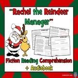 Reindeer Reading Comprehension, Reindeer Reading Passage, Christmas Reading FUN