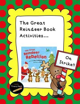 Reindeer Rebellion Book Extension Activities
