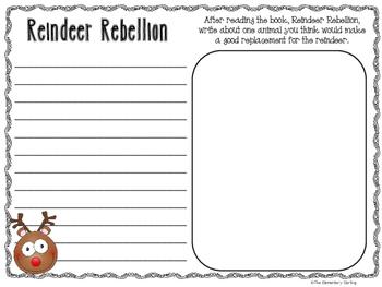 Reindeer Rebellion Freebie