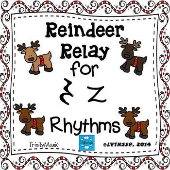 Reindeer Relay Rhythm Game (Rest)