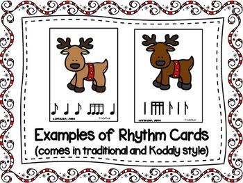 Reindeer Relay Rhythm Game (Syncopa)