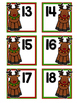 Reindeer Rock Calendar Cards