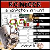 Reindeer Nonfiction Activities