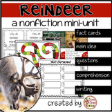 Reindeer Nonfiction Activities